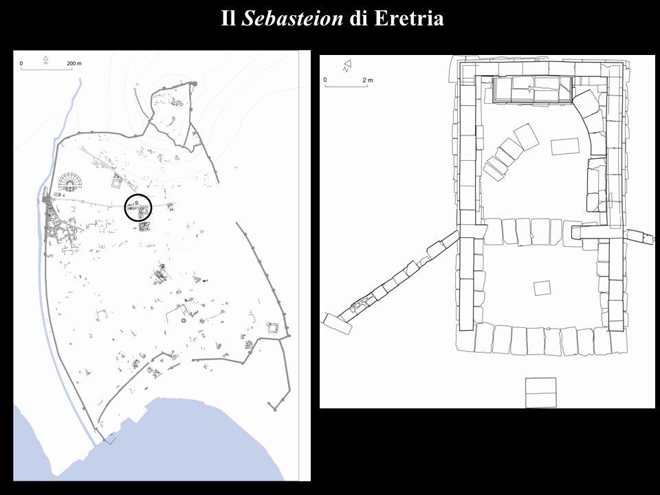 Imperatori synnaoi degli dei tradizionali  Akraiphia: Nerone e Messalina synnaoi di Apollo Ptoios IG VII 2713, ll.