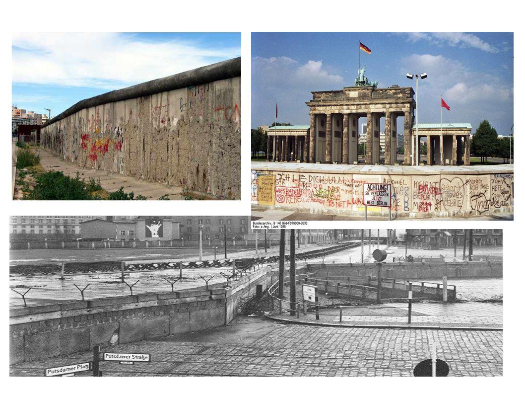Η ζωή στην Ανατολική Γερμανία Οι άνθρωποι δεν ήταν όλοι ευχαριστημένοι.
