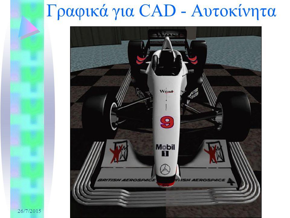 26/7/2015 Γραφικά για CAD - Αυτοκίνητα