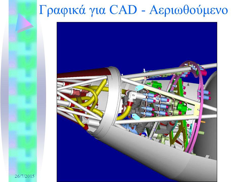 26/7/2015 Γραφικά για CAD - Αεριωθούμενο