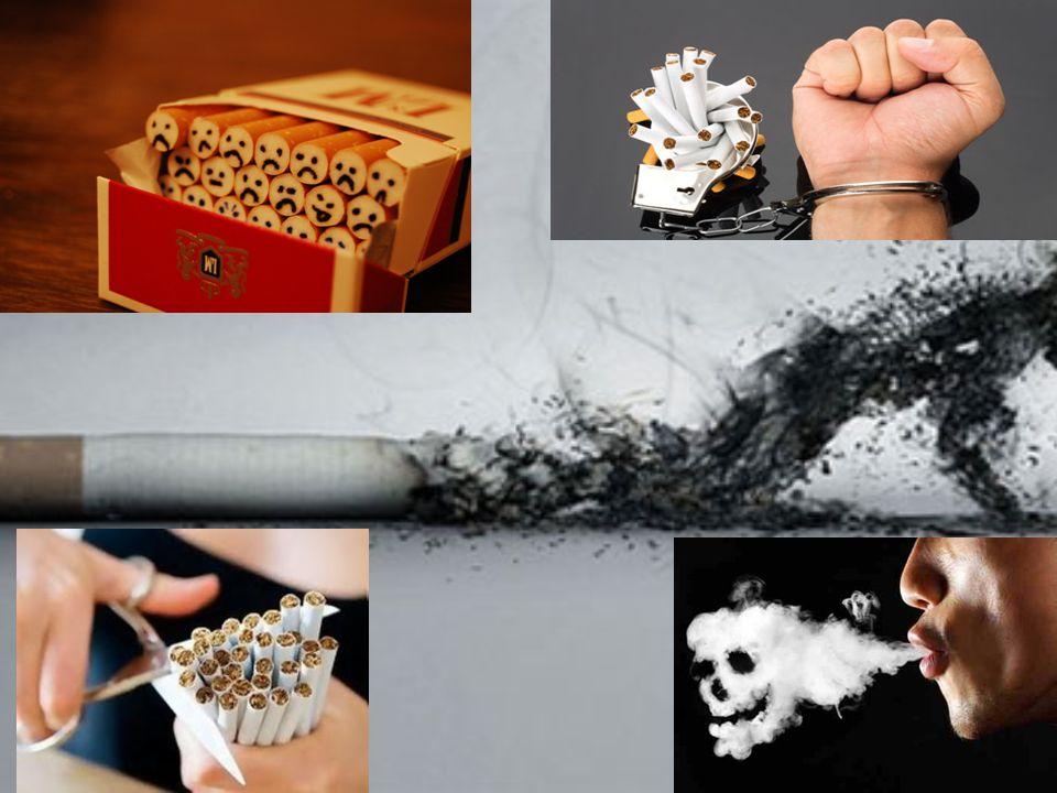 Επίσης, οι νέοι μπορεί να εθιστούν στη νικοτίνη, η οποία είναι συστατικό του καπνού. Ο εθισμός αυτός, κάνει δύσκολη τη διακοπή του καπνίσματος, ακόμη