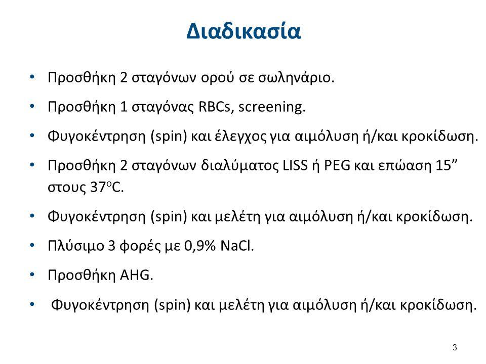 Αποτελέσματα Σε ποια φάση υπάρχει θετική αντίδραση; o IgM Abs συνήθως δίνουν αντίδραση σε RT (Abs to N, I, P 1 ).