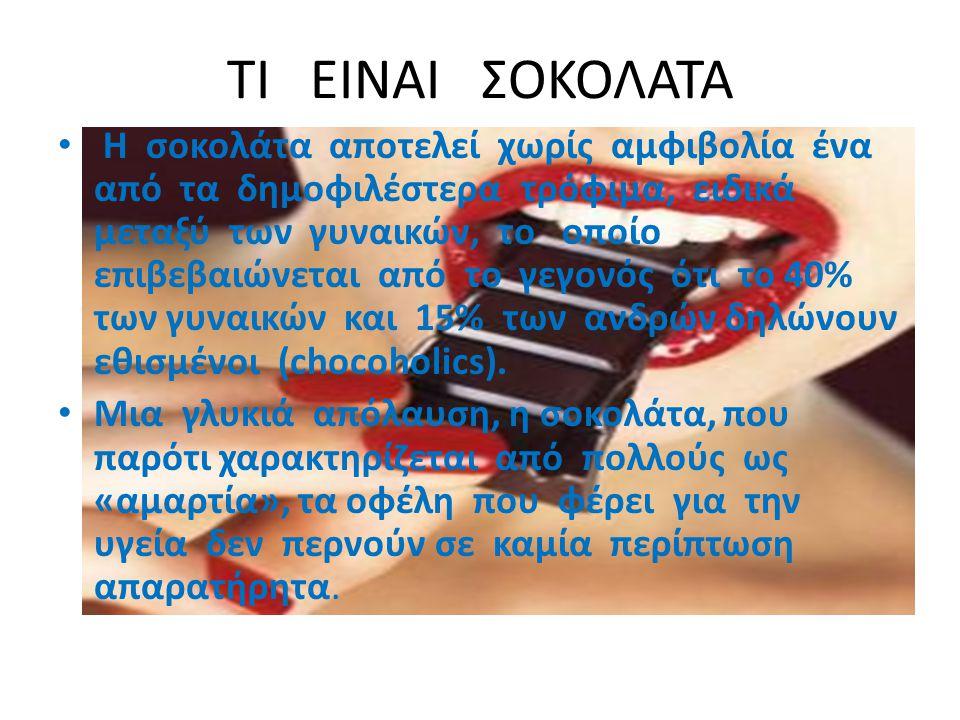 ΑΠΟ ΤΟΝ ΚΑΡΠΟ ΤΟΥ ΚΑΚΑΟ ΕΩΣ ΤΟ ΤΕΛΙΚΟ ΠΡΟΪΟΝ Η ΙΟΝ είναι η μόνη εταιρεία στην Ελλάδα που έχει ολοκληρωμένη διαδικασία παραγωγής σοκολάτας και κακάο, από τον καρπό του κακάο έως το τελικό προϊόν.