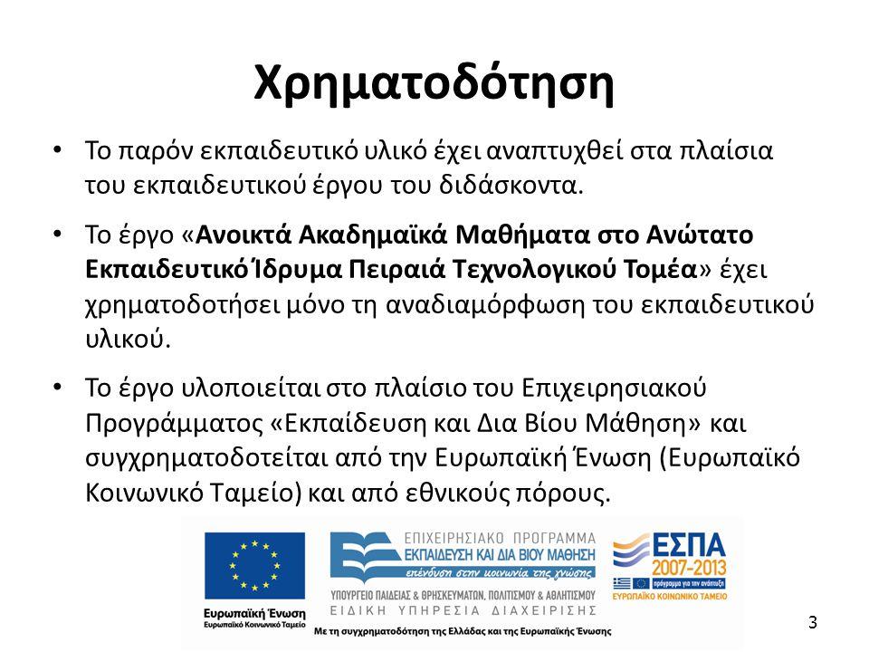 Ιδέες και έκφραση ιδεών (2/2) Δεν προστατεύεται η απλή συλλογή δεδομένων πχ – Κατάλογος με όλες τις πόλεις της Ελλάδας – Ο τηλεφωνικός κατάλογος Αυτό δεν σημαίνει ότι μπορούμε να τον αντιγράψουμε χωρίς άδεια Εκτός αν έχει καταβληθεί δημιουργική προσπάθεια πχ: – Λεξικό με τις πιο κοινά χρησιμοποιούμενες Ελληνικές λέξεις 14