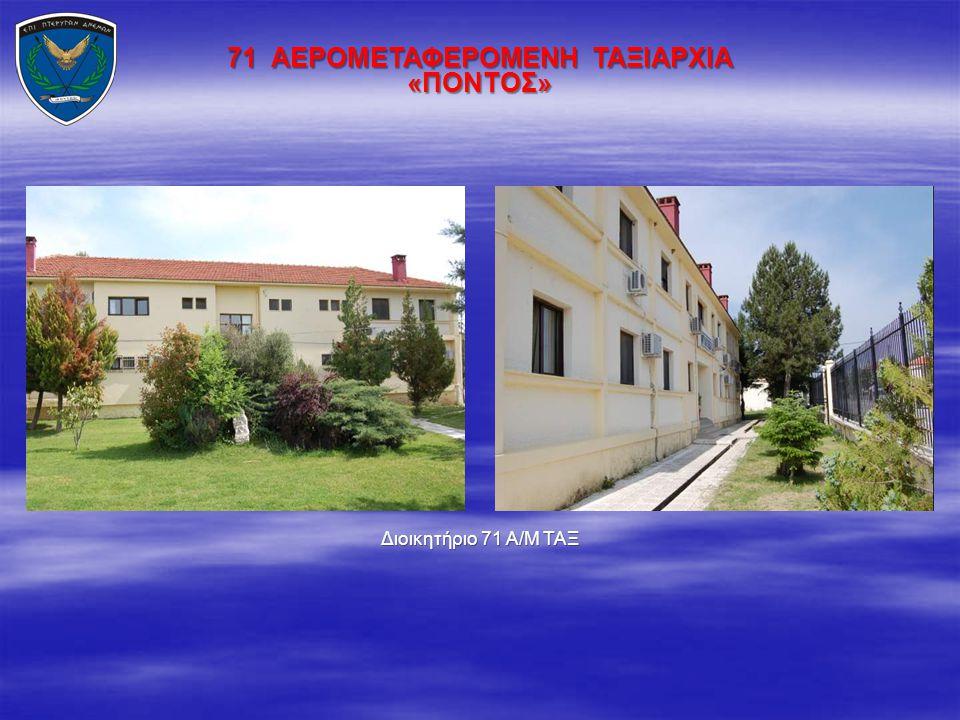 71 ΑΕΡΟΜΕΤΑΦΕΡΟΜΕΝΗ ΤΑΞΙΑΡΧΙΑ «ΠΟΝΤΟΣ» Ο Νομός Κιλκίς βρίσκεται στην Κεντρική Μακεδονία, ανάμεσα στους Νομούς Πέλλας, Θεσσαλονίκης και Σερρών.