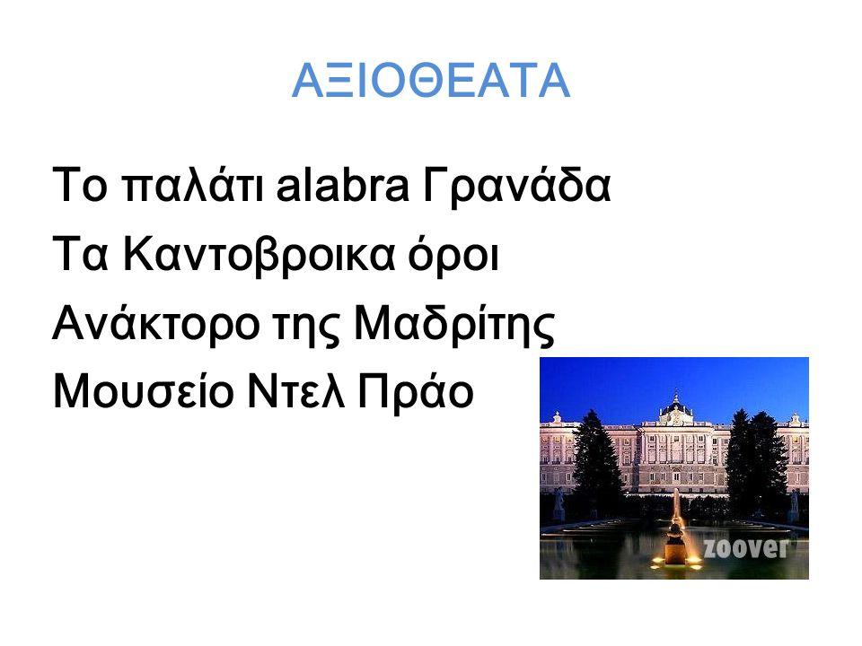 ΙΣΠΑΝΙΑ Θέμης Αντωνίου Δημοτικό Αγίας Μαρίνας Στροβόλου (Κ.Β.) Δεκέμβριος 2014