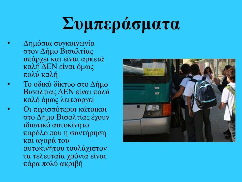 Οι μαθητές του Α1 ΕΠΑΛ ΝΙΓΡΙΤΑΣ