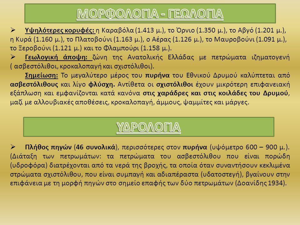 Με βάση τη βιβλιογραφία, υποθέτουμε ότι υπάρχουν επίσης:  Τα 8 από τα 18 είδη αμφιβίων της χώρας (βάτραχοι, φρύνοι, σαλαμάνδρες και τρίτωνες) Λιμνοβάτραχος (Rana ridibunda) Πρασινοφρύνος