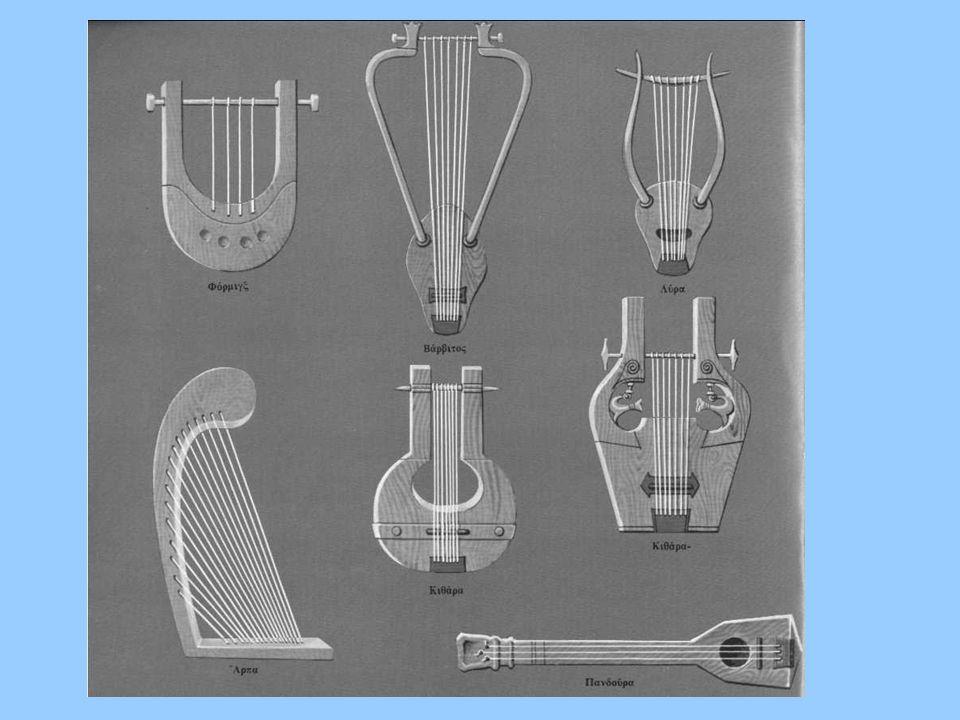 Απλοί και διπλοί αυλοί σύριγξ ύδραυλις ΠΝΕΥΣΤΑ