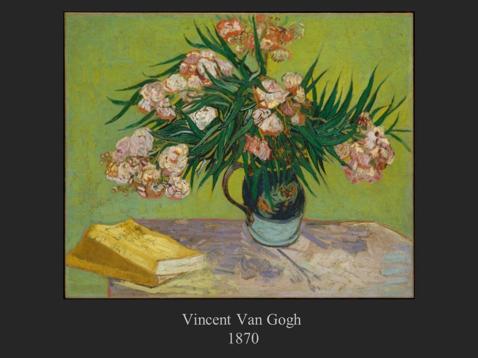 Vincent Van Gogh 1870