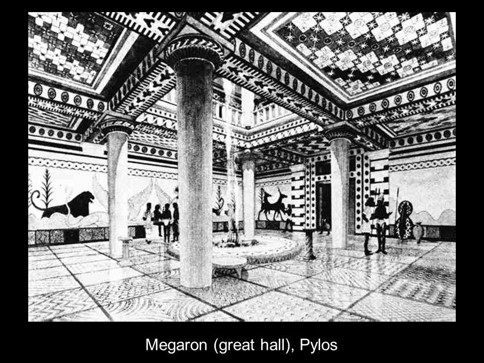 Megaron (great hall), Pylos