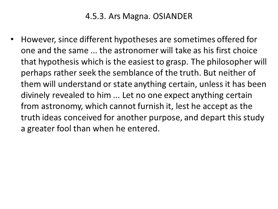 4.5.3.Ars Magna.