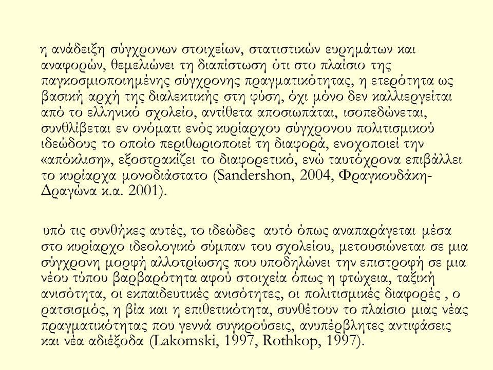 πολιτισμικές διαφορές εθνική καταγωγή γλώσσα θρήσκευμα ήθη έθιμα συνήθειες