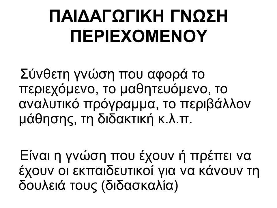 Α) Γράψτε την περίληψη του περιεχομένου Φυσικής που διδάχθηκε Β) Γράψτε τους διδακτικούς στόχους που υλοποίησε η Ν.