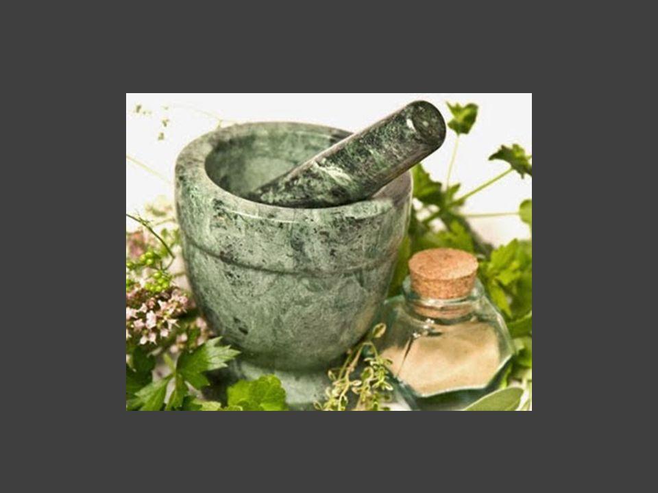Τα βότανα από το Βυζάντιο και το Μεσαίωνα...