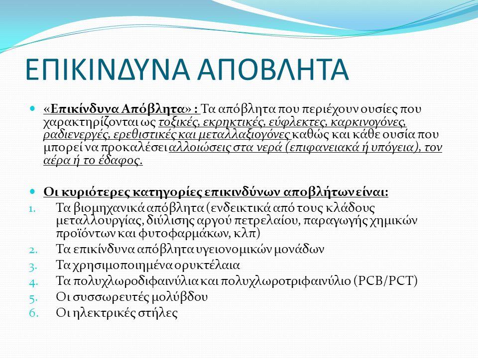ΝΟΜΟΘΕΤΙΚΟ ΠΛΑΙΣΙΟ Innovating Environmental Solution Centre Ltd πληρεί σε γενικές γραμμές το ισχύον νομοθετικό πλαίσιο της Κύπρου Οι περί Στερεών και επικίνδυνων αποβλήτων νόμοι Ν.215 (Ι) / 2002 – ο περί Στερεών και επικίνδυνων αποβλήτων Νόμος Ν.