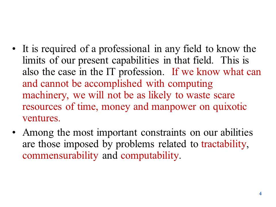 115 Ο βαθμός πολυπλοκότητας χρησιμοποιείται ως κριτήριο για την αξιολόγηση των αλγορίθμων.