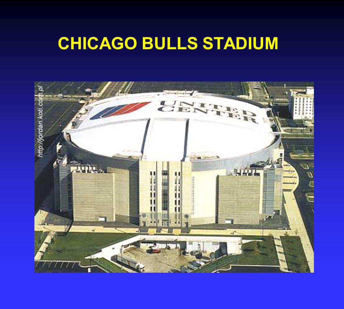CHICAGO BULLS STADIUM