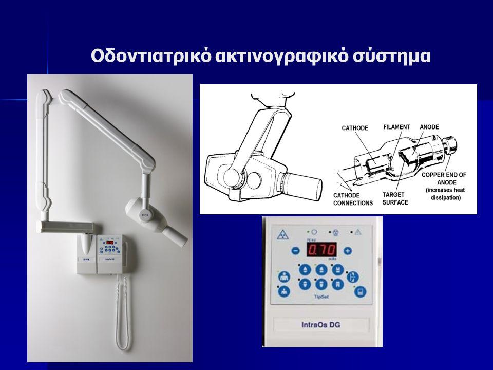 Οδοντιατρικό ακτινογραφικό σύστημα