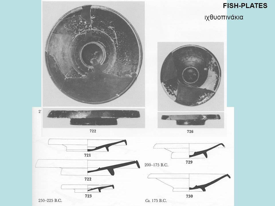 FISH-PLATES ιχθυοπινάκια