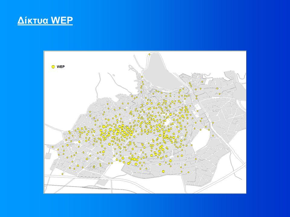 Δίκτυα WEP