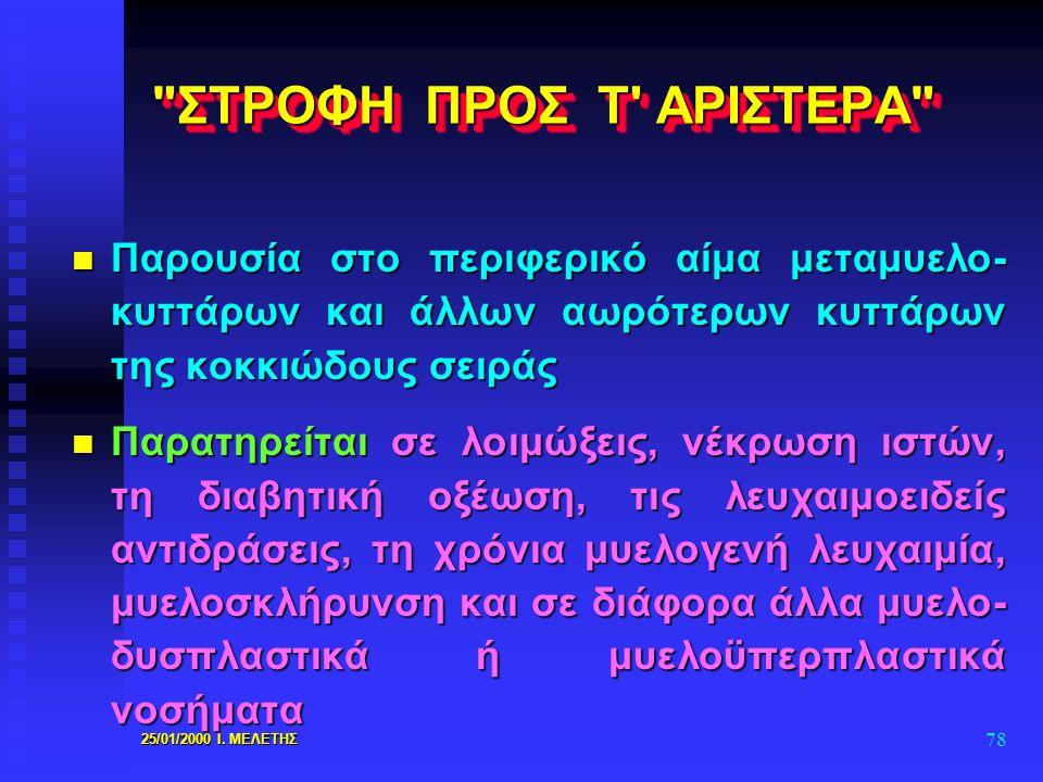 25/01/2000 Ι. ΜΕΛΕΤΗΣ 78