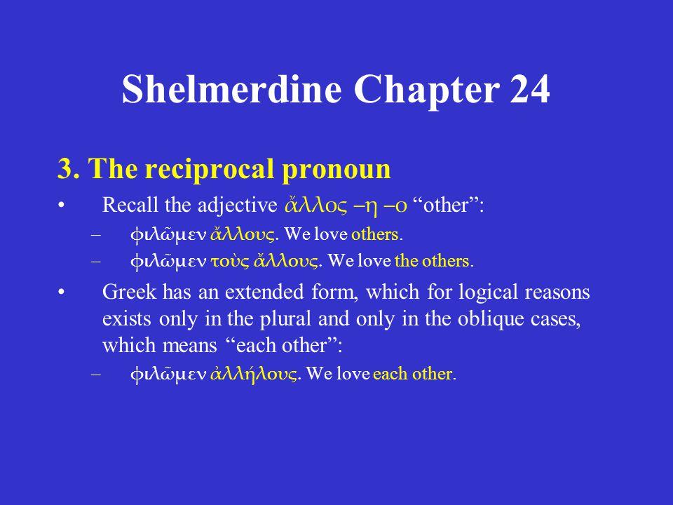Shelmerdine Chapter 24 3.