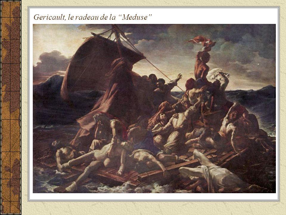 "Gericault, le radeau de la ""Meduse"""