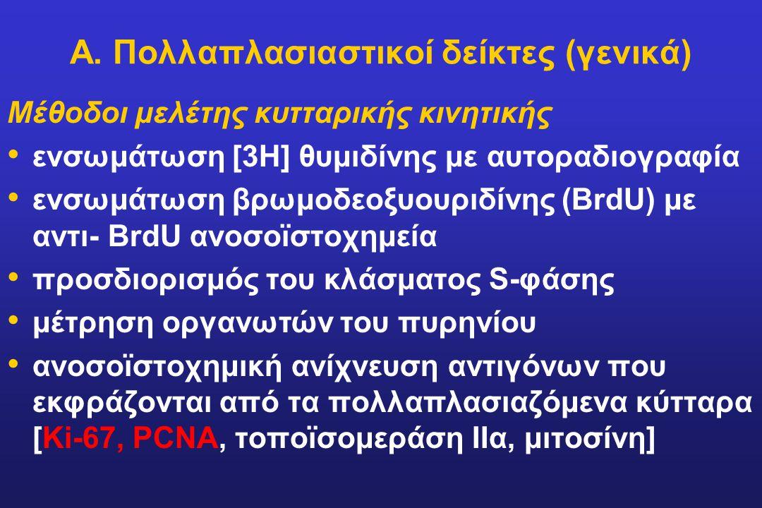 Β.Απόπτωση και όγκοι Κ.Ν.Σ.
