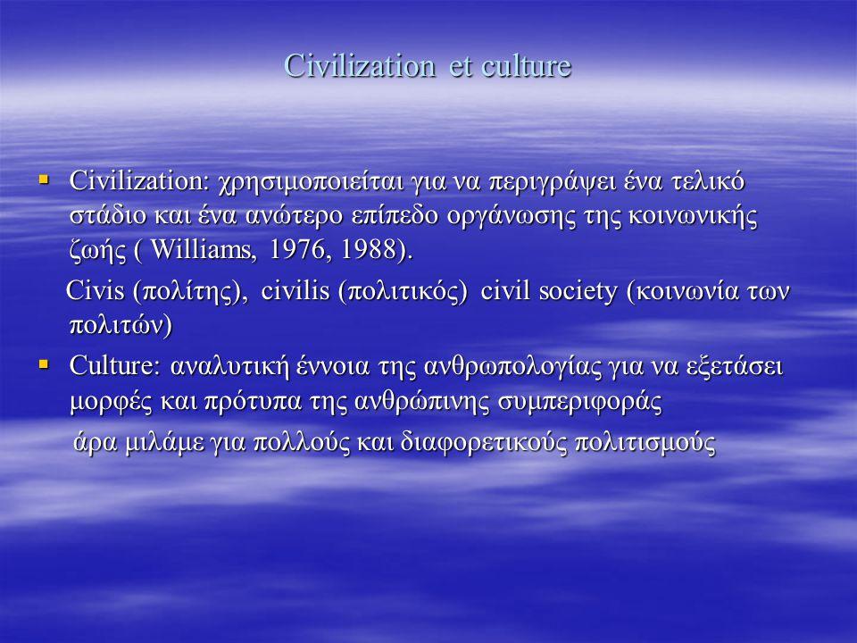 Υπέρμαχοι του φολκλορισμού  ανάλογες εκδηλώσεις δεν αντιτίθενται στην αυθεντικότητα και στην παράδοση αλλά το αντίθετο, δημιουργούν παράδοση και συμβάλουν στη διατήρηση της συλλογικότητας στο μέλλον μέσα από την επίκληση της κοινής καταγωγής (Noyes & Abrahams, 1999).
