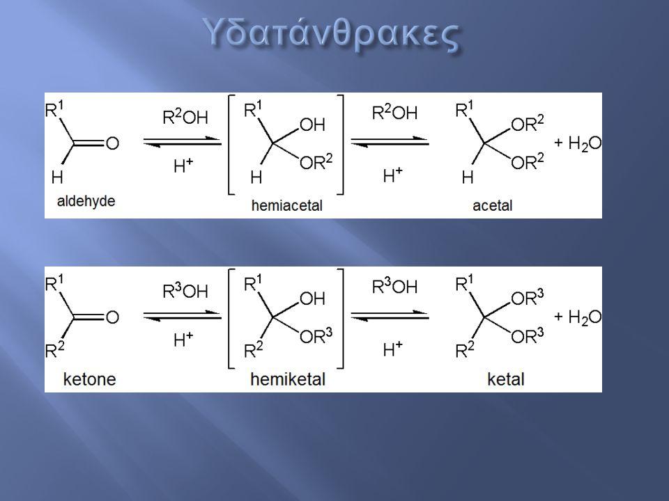 αλδεϋδομάδα ασύμμετρο άτομο C D- γλυκόζη ( αλδοεξόζη ) 2 4 = 16 πιθανά στερεοισομερή D και L στερεοχημική διαμόρφωση D- γλυκεραλδεϋδη L- γλυκεραλδεϋδη Για ν ασύμμετρα άτομα C  2 ν πιθανά στερεοισομερή