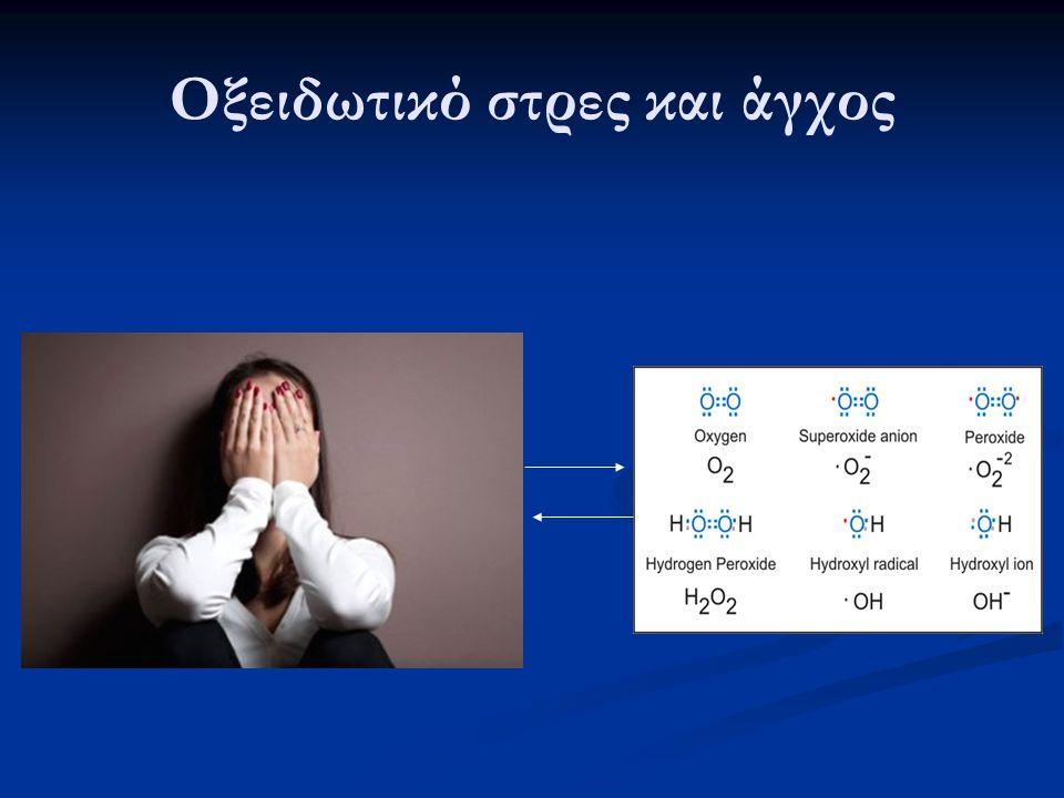 Οξειδωτικό στρες και άγχος
