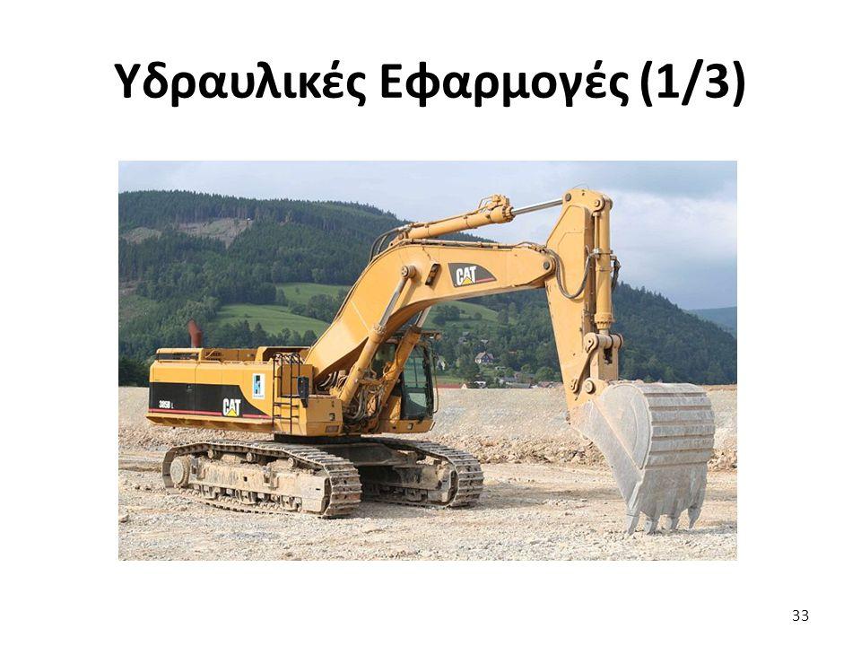 33 Υδραυλικές Εφαρμογές (1/3)