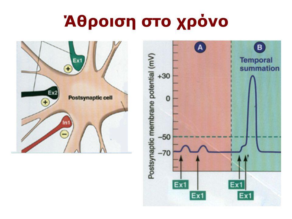 Μεταβολοτρόπος (vs. Ιονοτρόπος) σύναψη