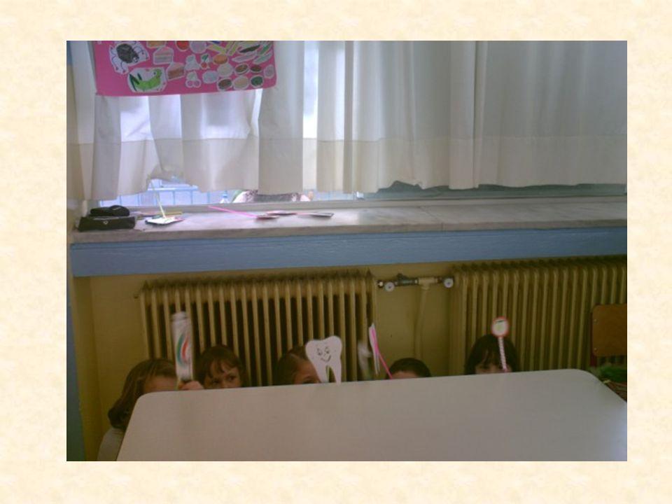 Υγιεινό κολατσιό στο σχολείο.
