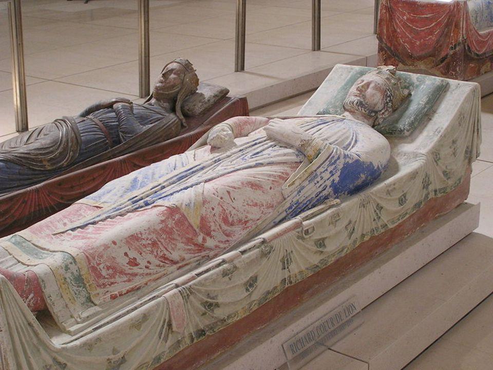 Ριχάρδος Λεοντόκαρδος (1189-1199) Ο Ηγέτης της 3 ης Σταυροφορίας (1189-1192) στους Αγίους τόπους μετά την Κατάληψη της Ιερουσαλήμ από τον Saladin (1187)  Συνεχίζει την αυστηρή συγκεντρωτική πολιτική του Ερρίκου Β' :  Ελέγχει την εξουσία των Βαρόνων  Ελέγχει την εκκλησία : περιορίζει τον παπικό παρεμβατισμό στην Αγγλία