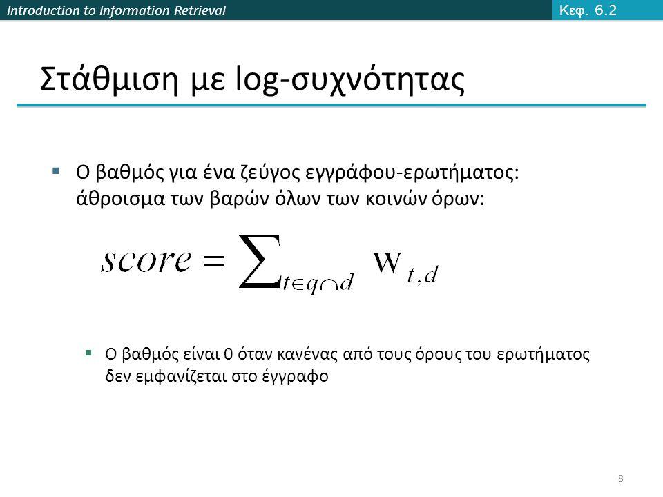 Introduction to Information Retrieval 89 Δυναμικές Περιλήψεις Κεφ.