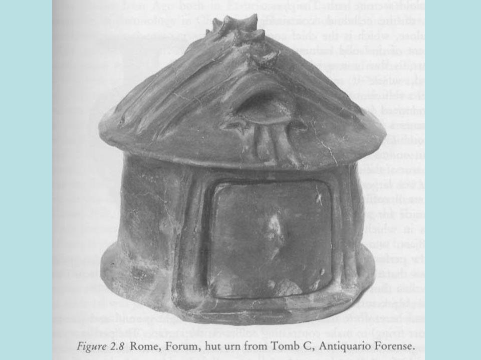 Τάφοι στο Sepulchretum (στο Forum Romanum)