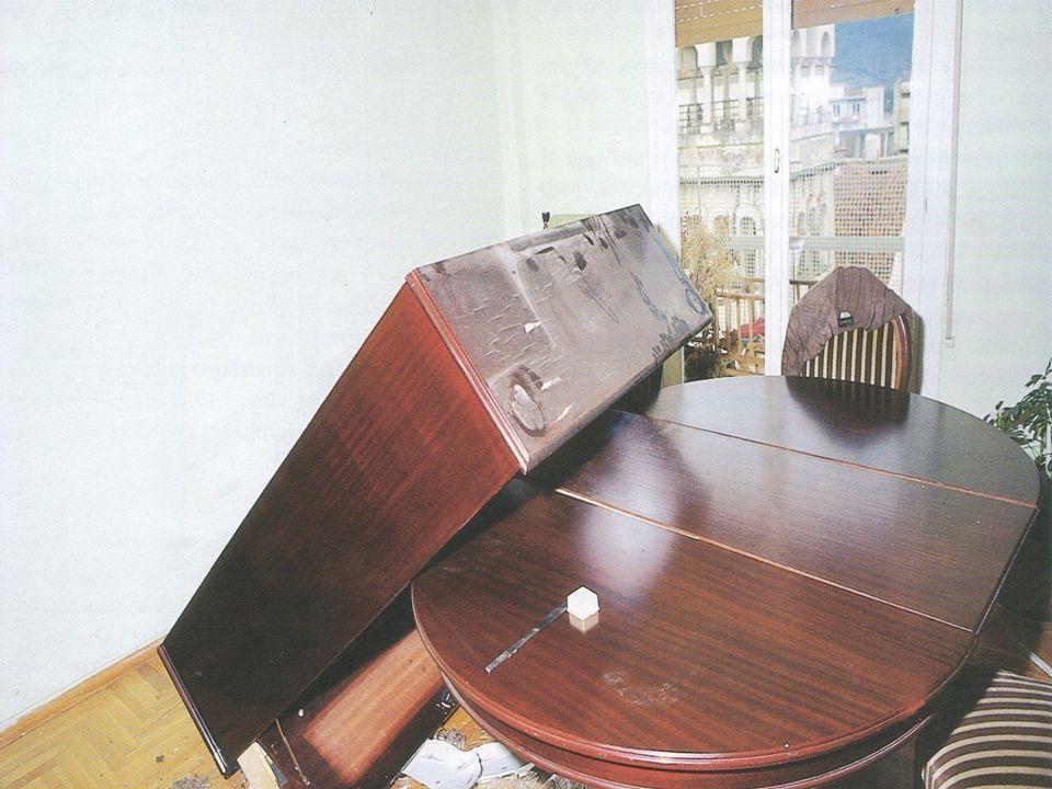 Άς δούμε τώρα κάποιες από τις καταστροφές ενός σεισμού