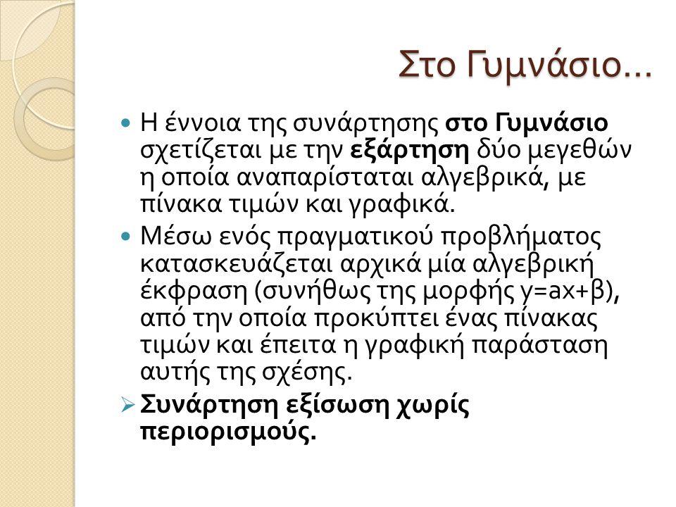 ΚΡΙΣΙΜΑ ΣΥΜΒΑΝΤΑ