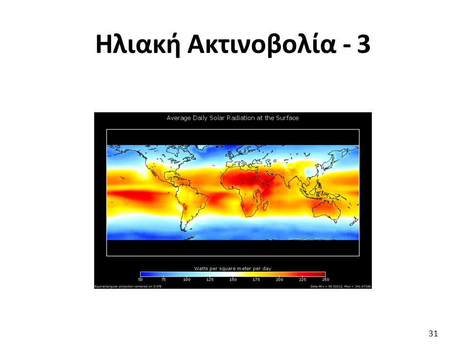 Ηλιακή Ακτινοβολία - 3 31