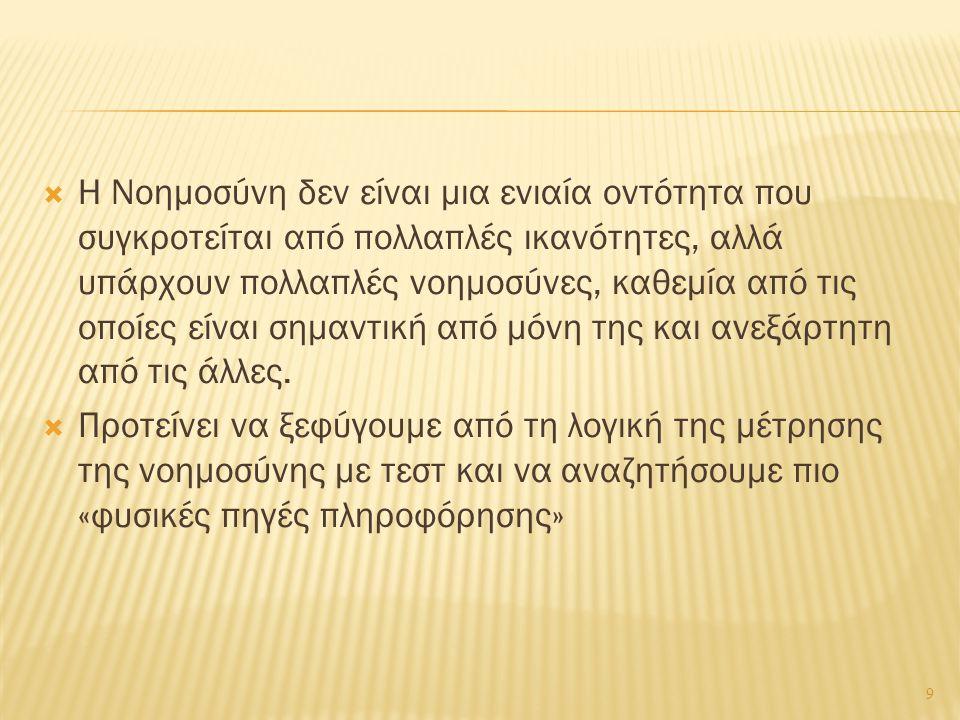  Στην αρχαία ελληνική σκέψη ο λόγος (η λογική) και το συναίσθημα βρίσκονται σε μια διαρκή διαπάλη.