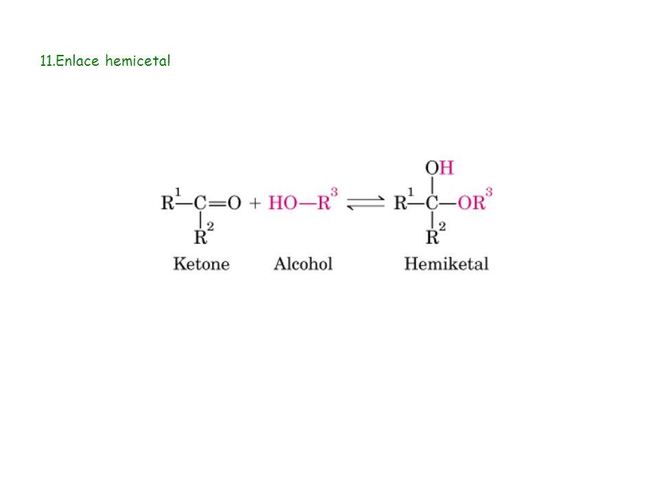11.Enlace hemicetal