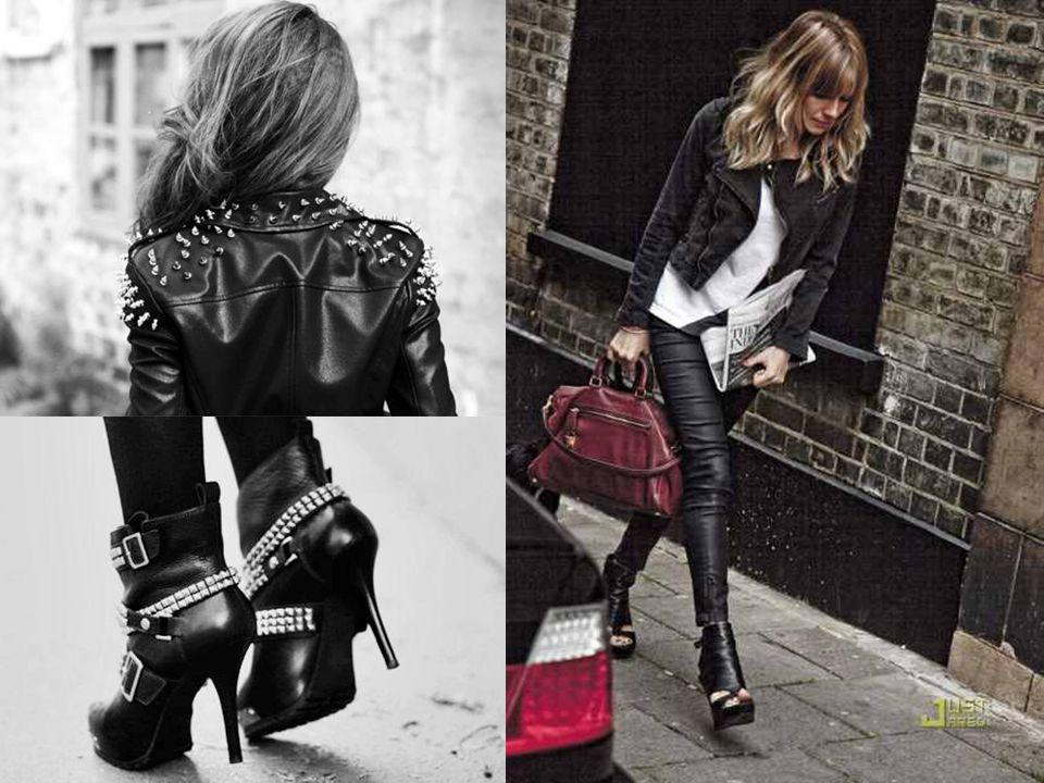 Versus Versace: Η ροκ πλευρά των fashionistas Ο συνδυασμός μαύρου και χρυσού κλέβει και πάλι την παράσταση, ενώ από τη συλλογή δεν λείπουν τα έντονα χρώματα, όπως κίτρινο και κόκκινο, ιδανικά για funky εμφανίσεις.