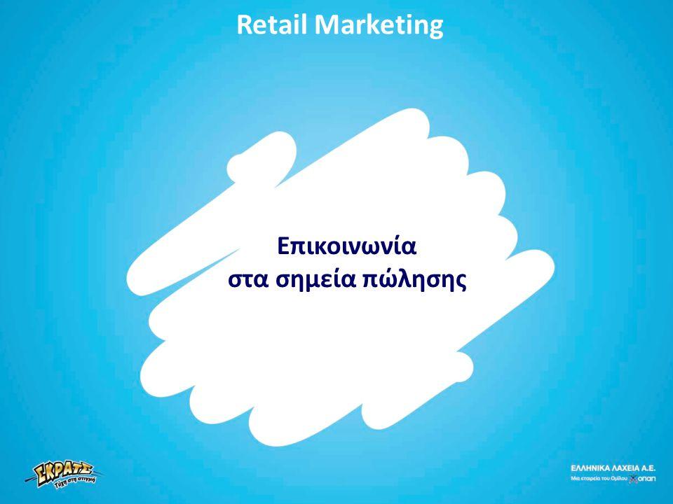 Επικοινωνία στα σημεία πώλησης Retail Marketing