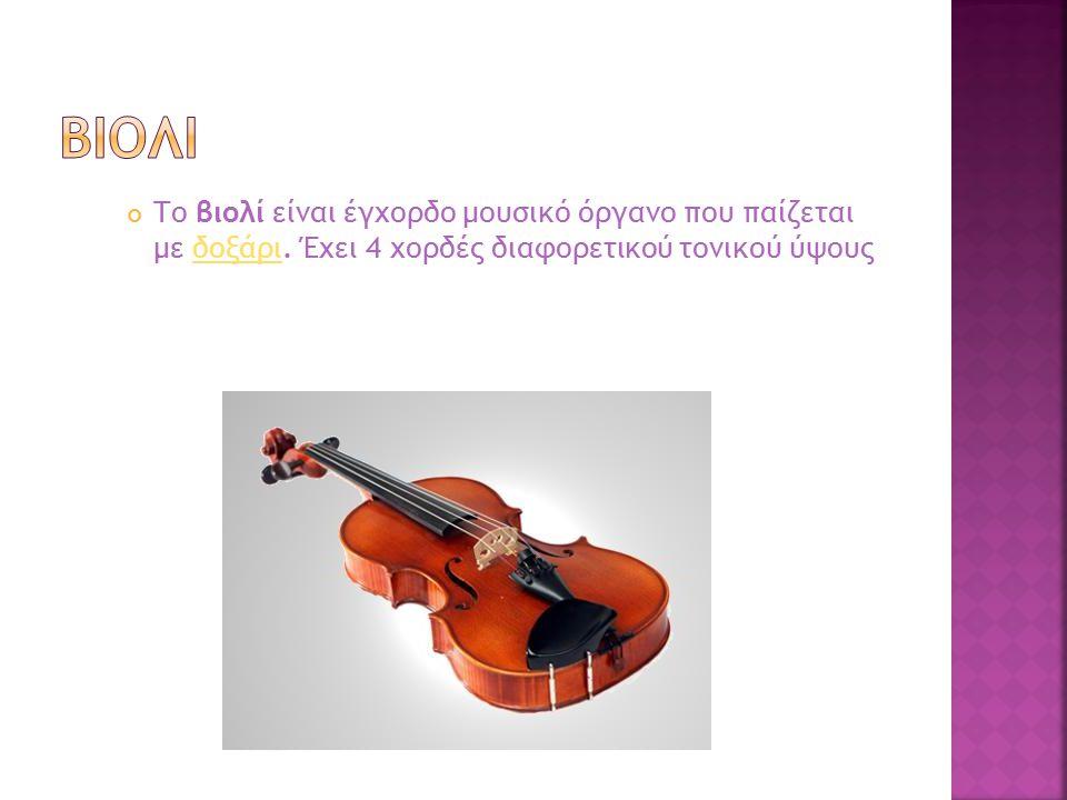  κιθάρα υπήρξε έγχορδο μουσικό όργανο της Ελληνικής Αρχαιότητας, το οποίο ανήκε στην ευρύτερη οικογένεια της λύρας Ελληνικής Αρχαιότητας λύρας
