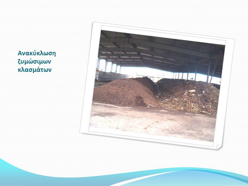 Ανακύκλωση ζυμώσιμων κλασμάτων