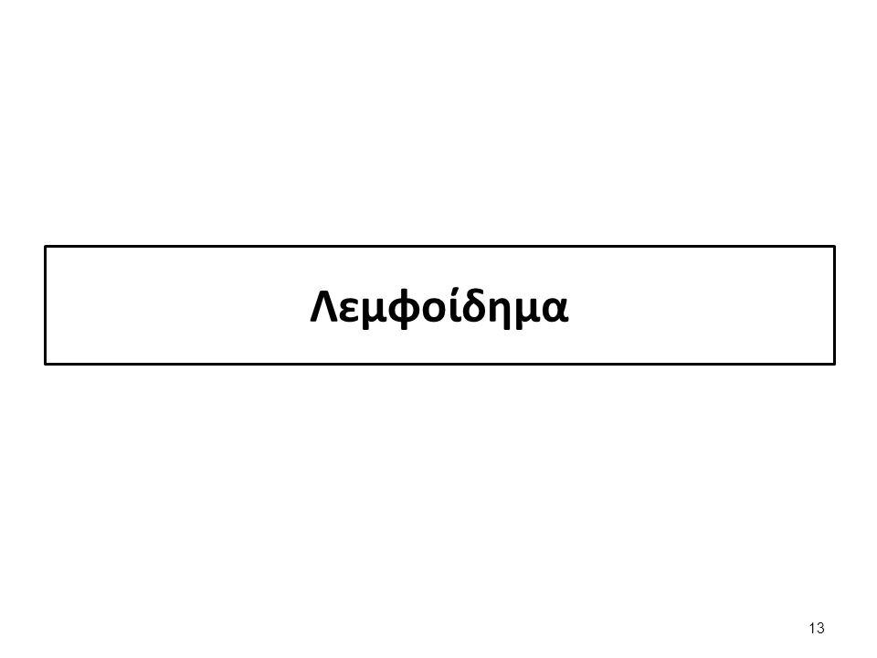 Λεμφοίδημα 13