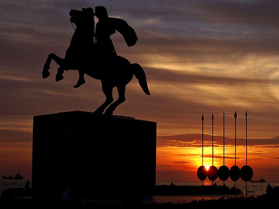 Αίγυπτος Ο Αλέξανδρος συνέχισε την κατάκτησή του προς την Αίγυπτο η οποία ήταν υπό την κυριαρχία των Περσών την εποχή εκείνη, όπου έγινε δεκτός ως ελευθερωτής.