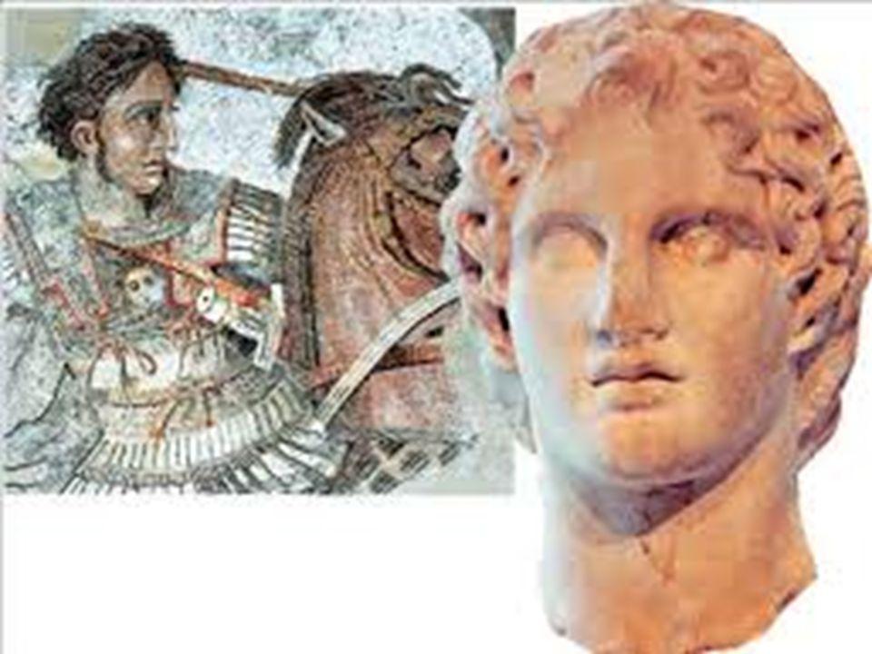 Μικρά Ασία Ο Αλέξανδρος οδήγησε το στρατό του στον ποταμό Γρανικό, όπου περίμεναν για να δώσουν μάχη οι περσικές δυνάμεις οδηγούμενες από τους τοπικούς σατράπες και τον Μέμνονα τον Ρόδιο.